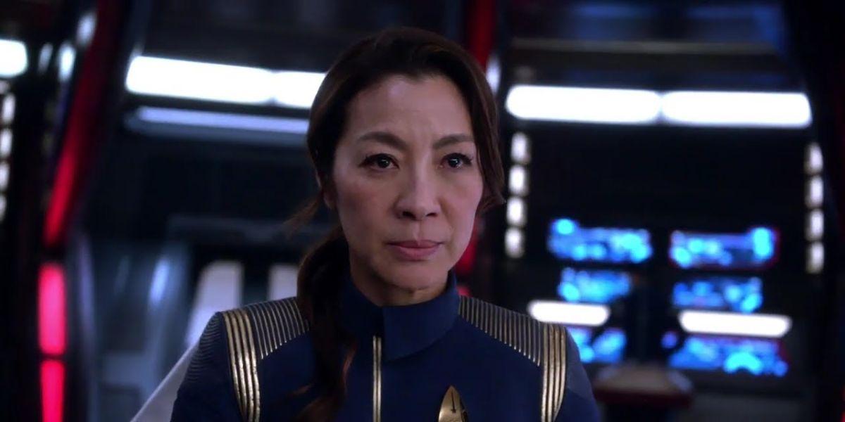 Michelle Yeoh in Star Trek: Discovery