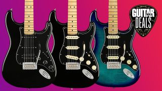 Arm yourself with one of these stunning Fender Player Stratocasters for only $699