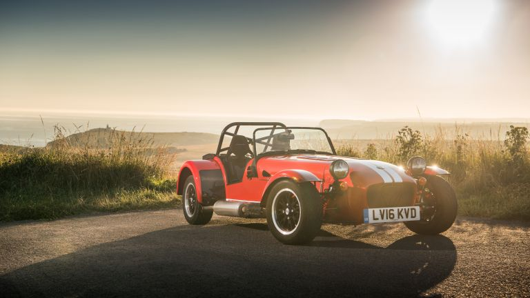 T3 Drives: The Caterham 310R is engaging, addictive, and a little bit terrifying | T3