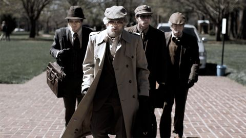 An image from American Animals