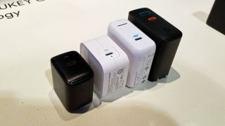 Aukey Omnia 61W vs RavPower, Anker and Older Aukey Chargers