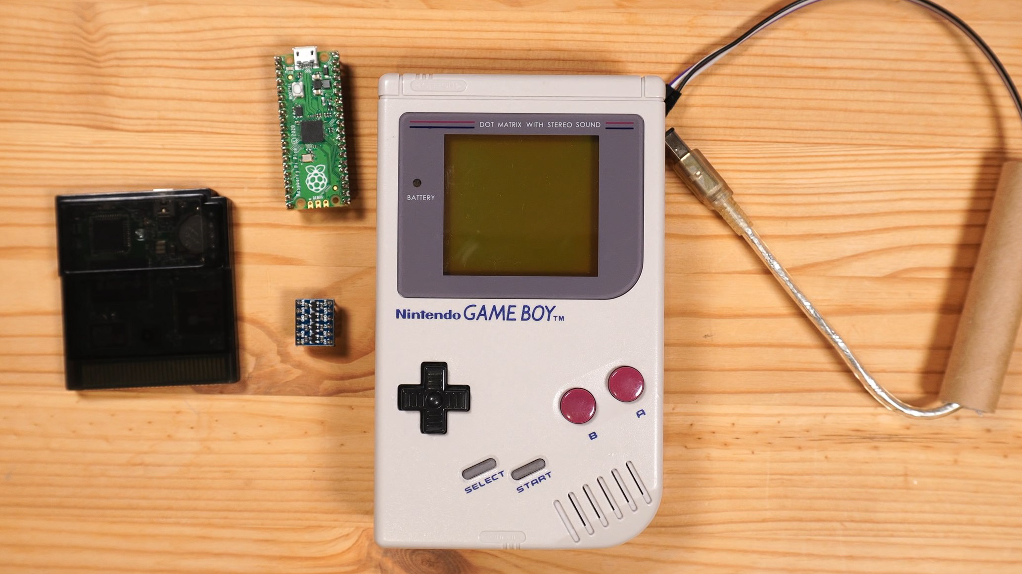 This Game Boy-cum-cryptocurrency miner will score a Bitcoin long after the Earth is destroyed by the Sun