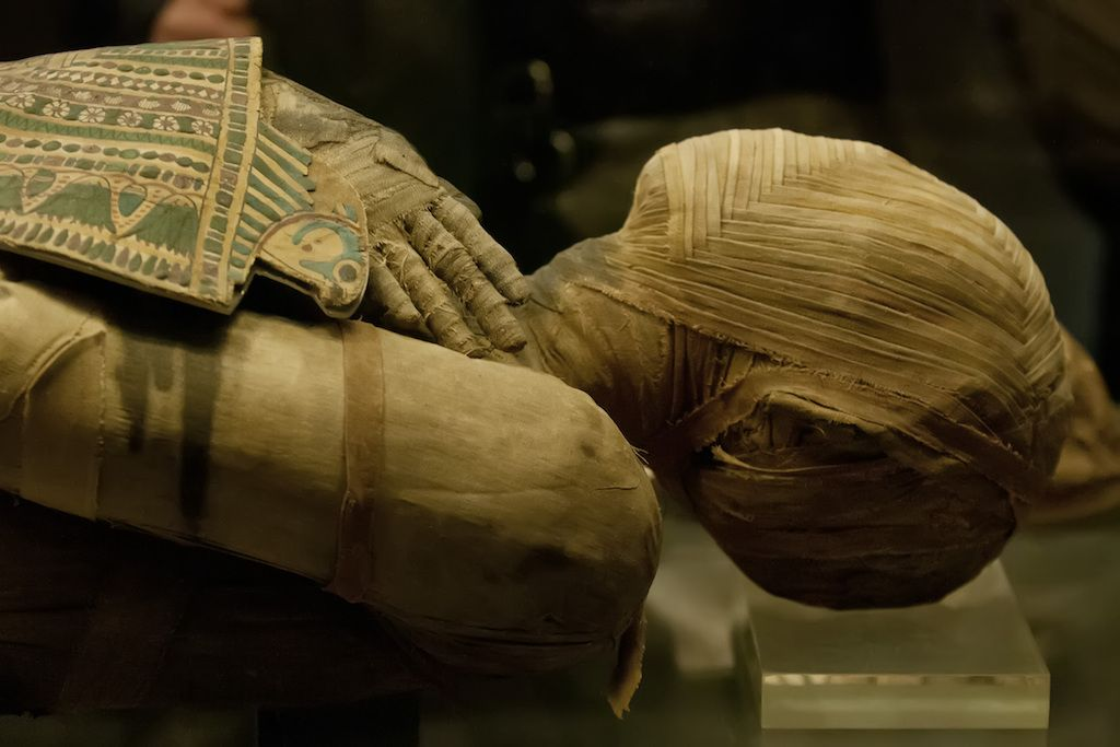 Mummification: The lost art of embalming the dead