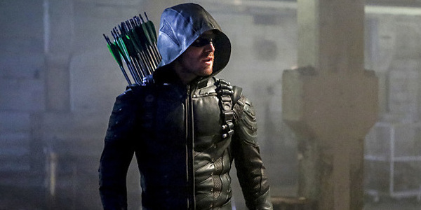 arrow oliver queen
