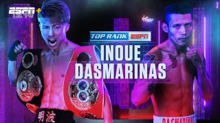 ESPN+ and Top Rank Boxing present Inoue vs. Dasmarinas
