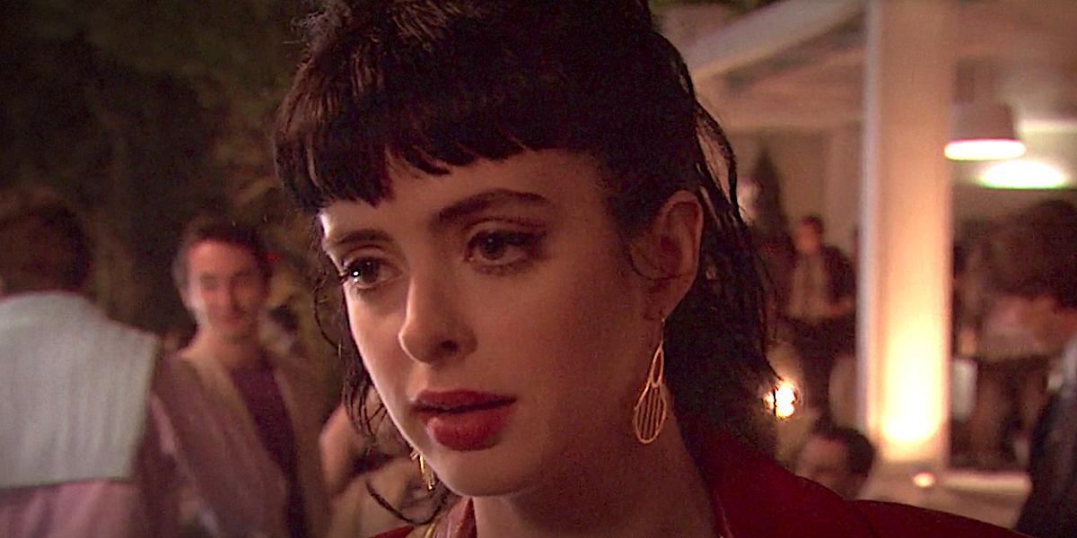 Krysten Ritter as Carol Rhodes on Gossip Girl