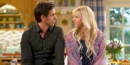 Why John Stamos Will Be A Great Father, According To Fuller House's Jodie Sweetin