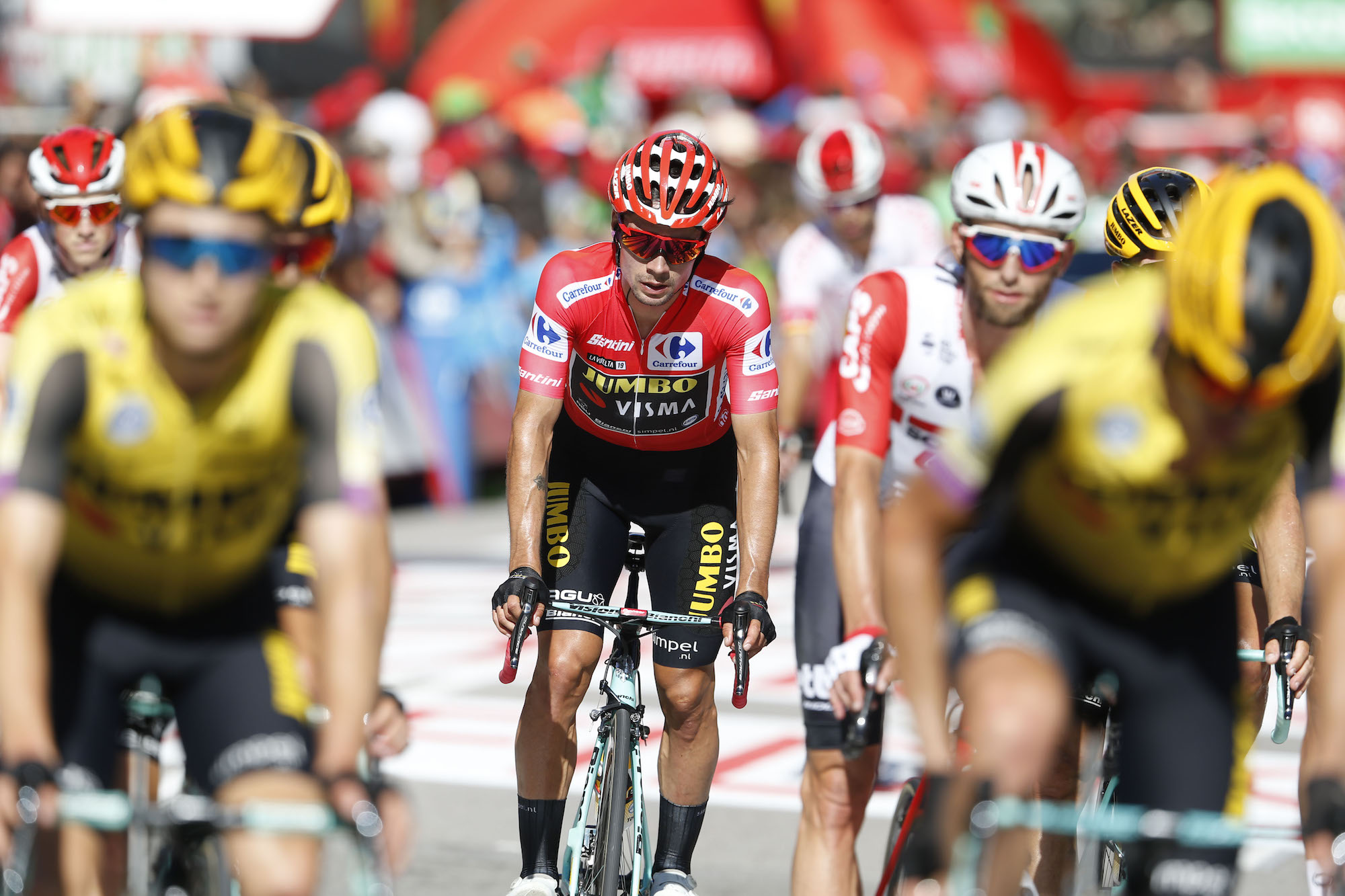 Five things to look out for in the third week of the Vuelta a España 2019