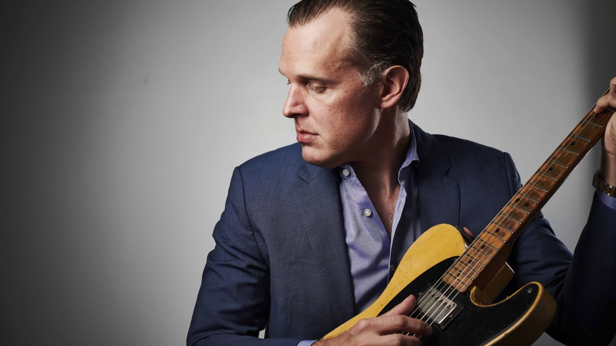 "Joe Bonamassa: ""It's a fight. My '51 Nocaster brings out things in you as a player that, if it was too easy to play, I think it shaves a little of the intensity off"""