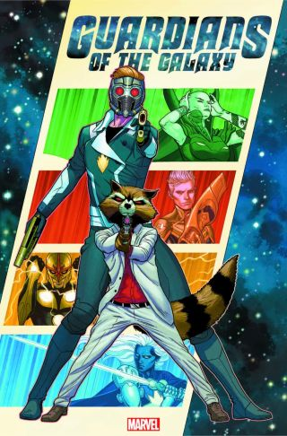 'Guardians of the Galaxy' Relaunches in Comics in 2020