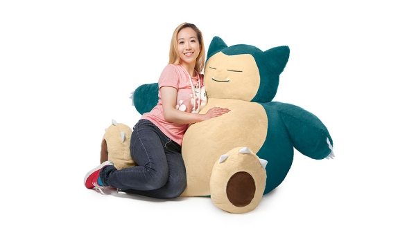 This Massive Snorlax Chair Is Well Worth The High Price