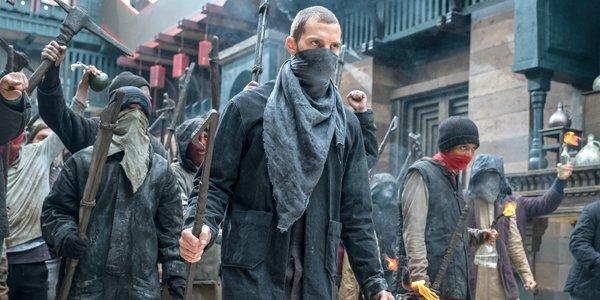 Jamie Dornan, Robin Hood