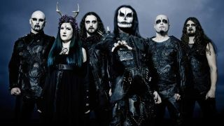 Cradle Of Filth press shot