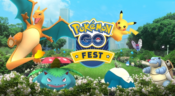 Pokemon Go Fest Live-Stream