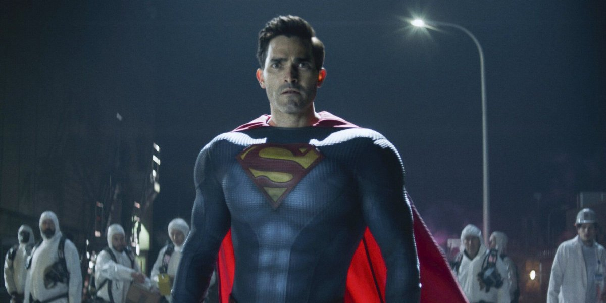 Tyler Hoechlin on Superman and Lois