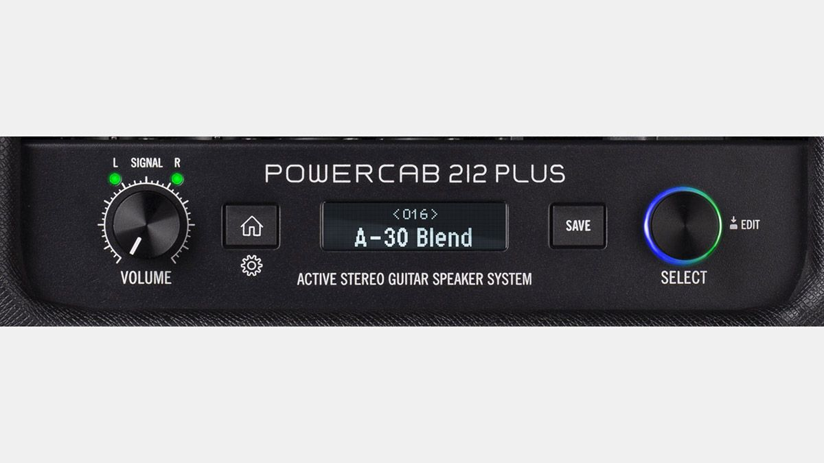 Summer NAMM 2019: Line 6's Powercab 212 Plus could be the