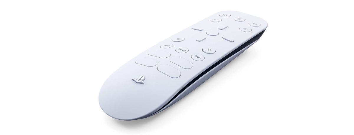 Get Sony's PS5 Media Remote so you never have to leave your sofa again