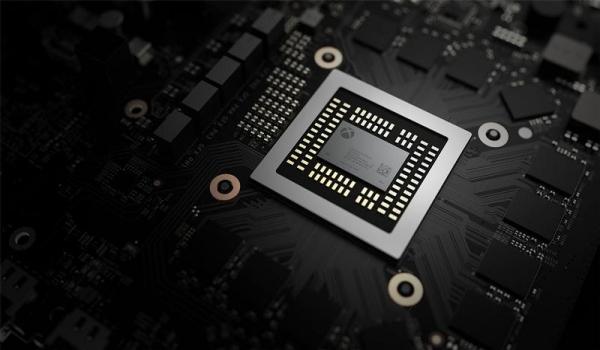 Scorpio GPU Power