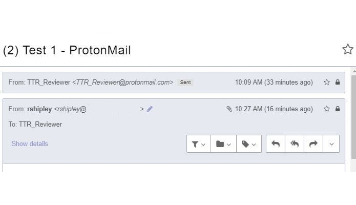ProtonMail Review   Top Ten Reviews