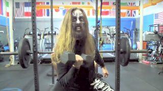 Black metal in the gym