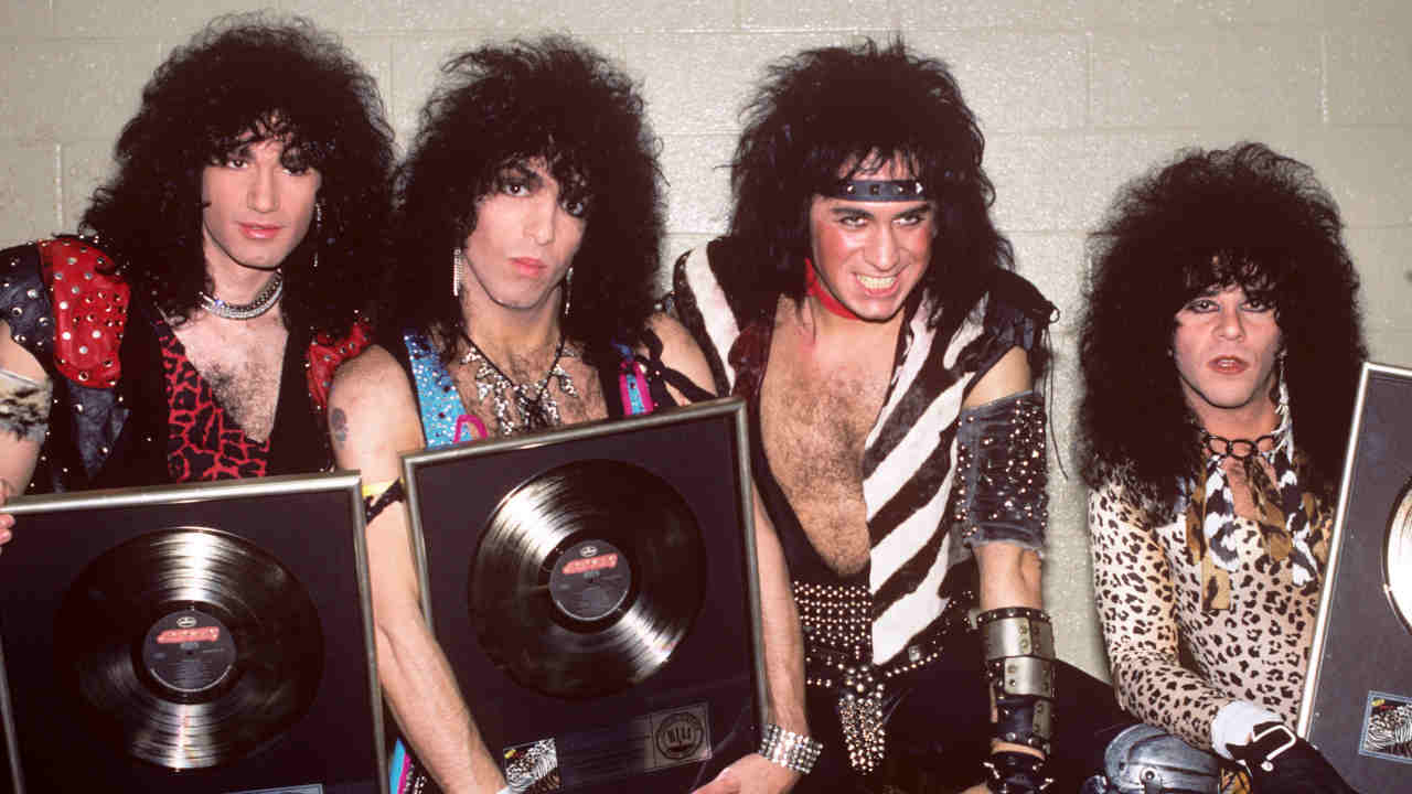 Watch Kiss's 1985 cover of The Who's Won't Get Fooled Again | Louder
