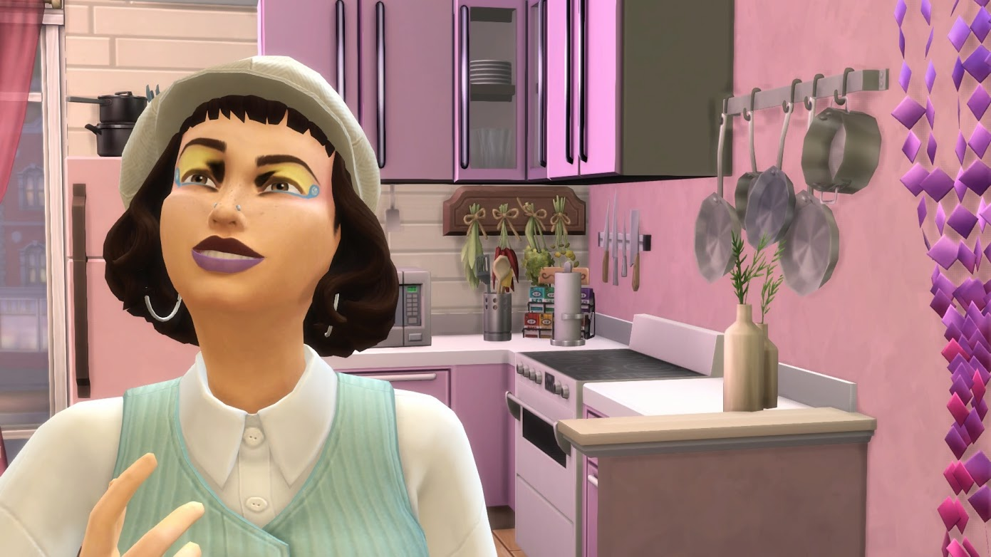 The Sims 4 players aren't too happy with this lazy MAC Cosmetics collaboration