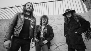 Motörhead's Lemmy, Philthy and Fast Eddie's 1980 classic is given the orchestra treatment