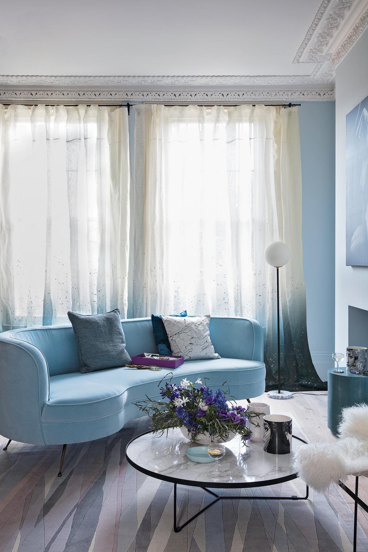 Colour Stories Ciel Blue Livingetc