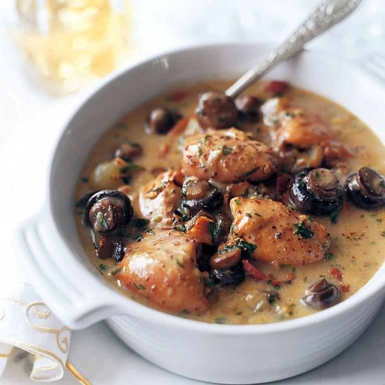 Creamy Chicken and Tarragon Casserole recipe-chicken recipes-recipe ideas-new recipes-woman and home