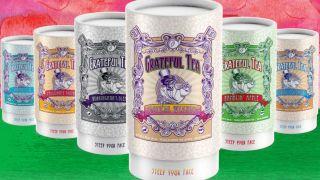 Grateful Dead tea