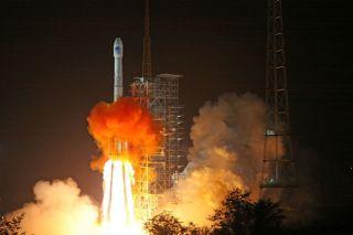 China Launches New Navigation Satellite Into Orbit