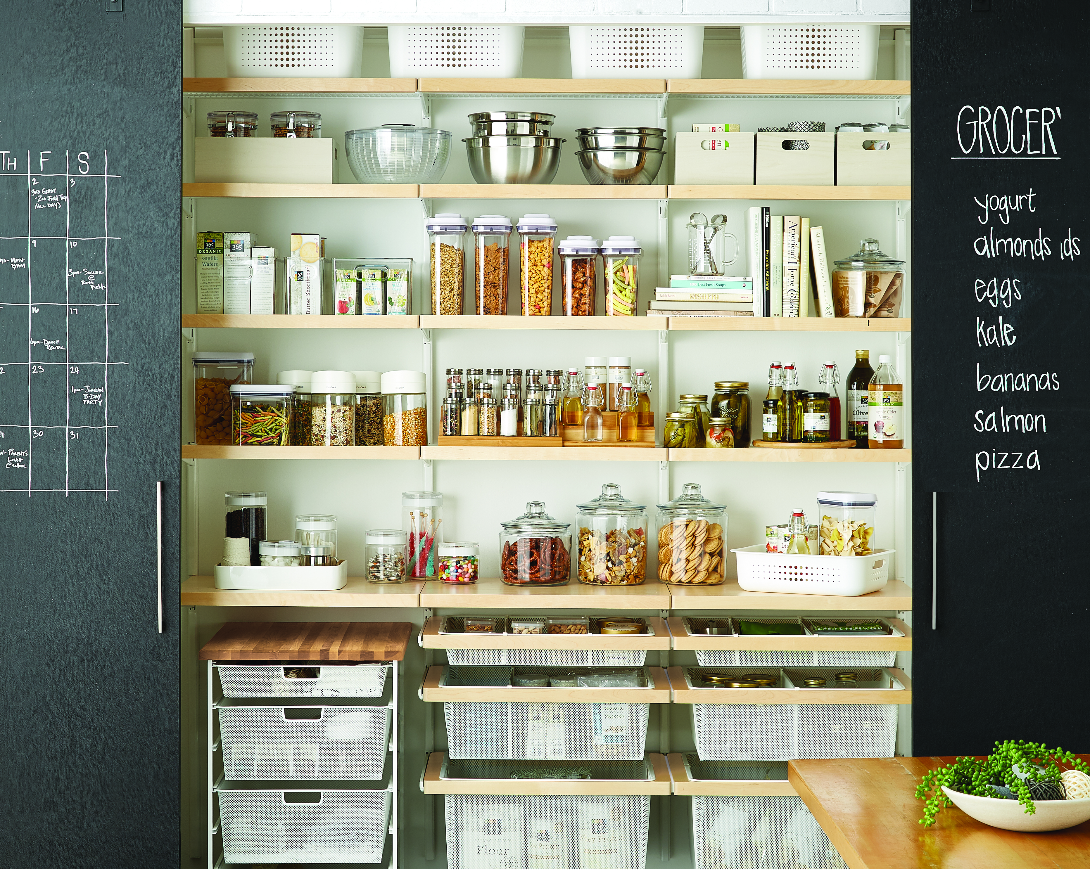 10 Practical Pantry Storage Ideas Real Homes