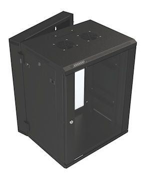 VMP Launches 19-Inch 12RU Wall Rack Enclosure