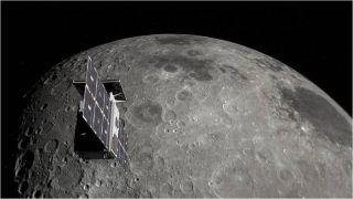 CAPSTONE will be the first cubesat to fly in Earth-moon space, settling into a near rectilinear halo orbit around the moon.