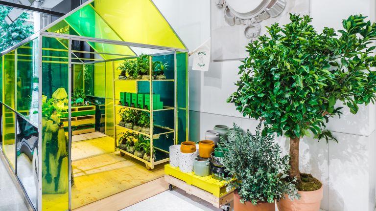 Selfridges Garden Centre in London