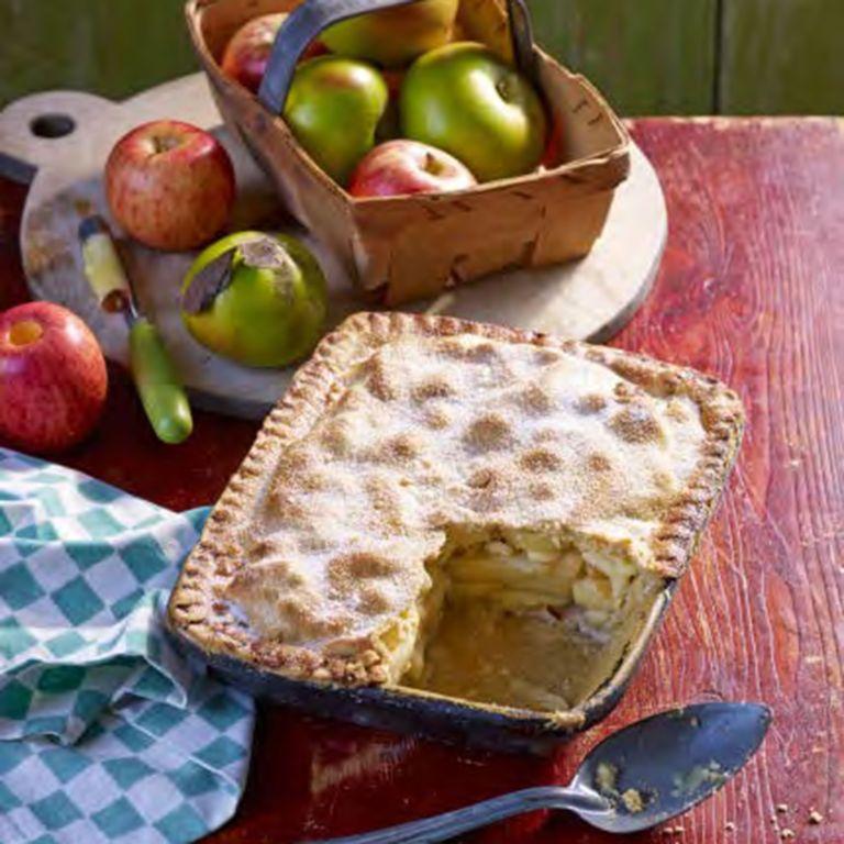 Paul Hollywood's Apple & Wensleydale Pie photo