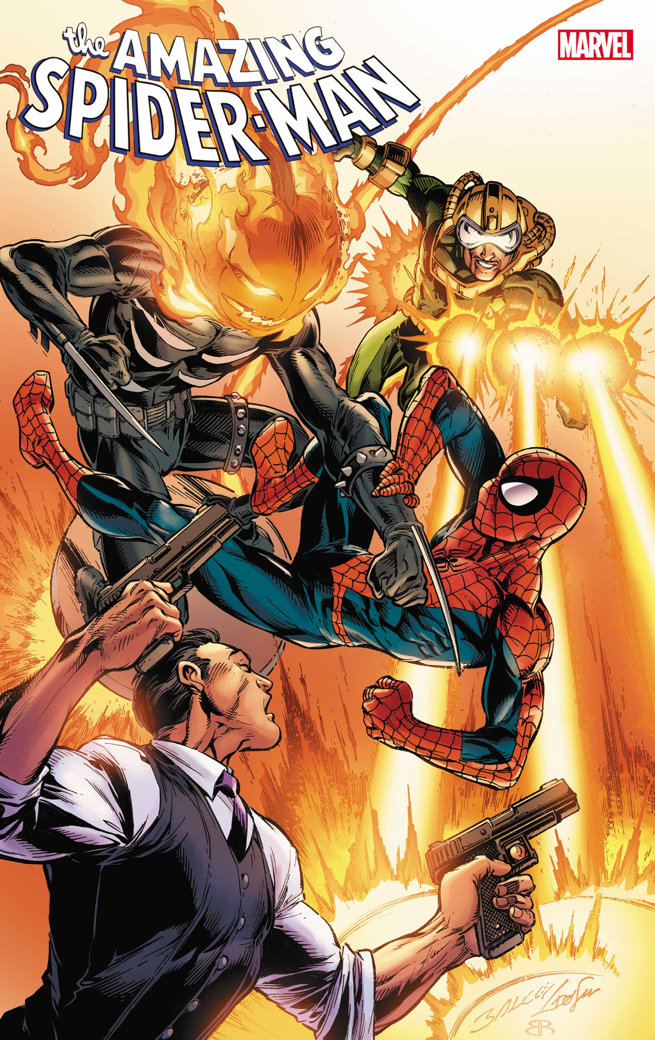 Amazing Spider-Man: La conspiración del camaleón