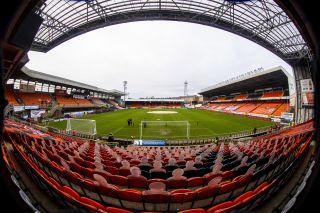 Dundee United v Rangers – Scottish Premiership – Tannadice Park