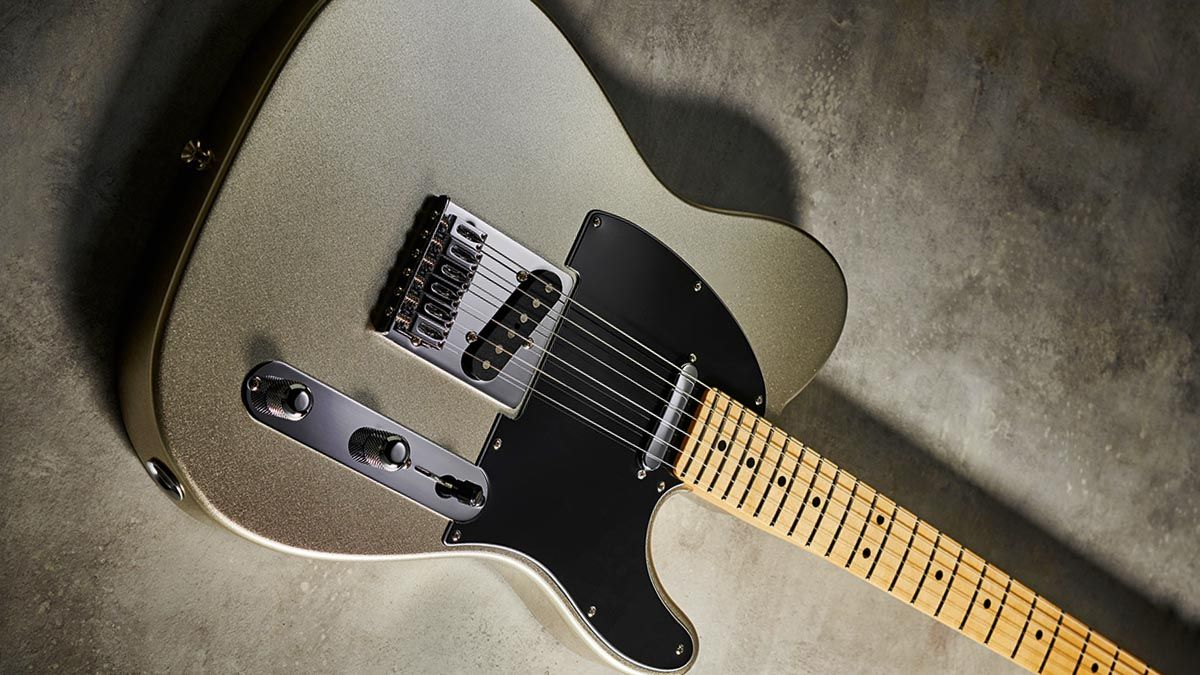 Fender 75th Anniversary Telecaster review