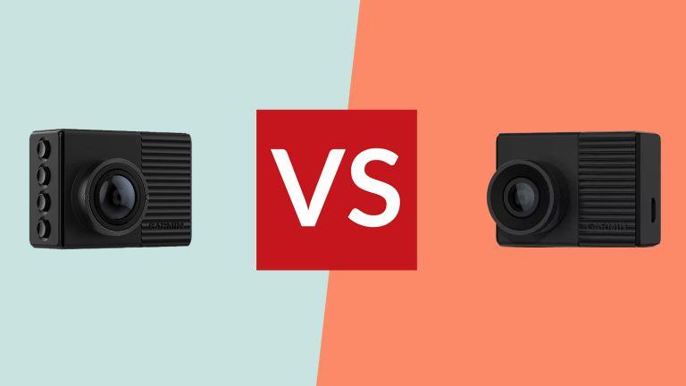 Garmin Dash Cam 66W vs Dash Cam 56