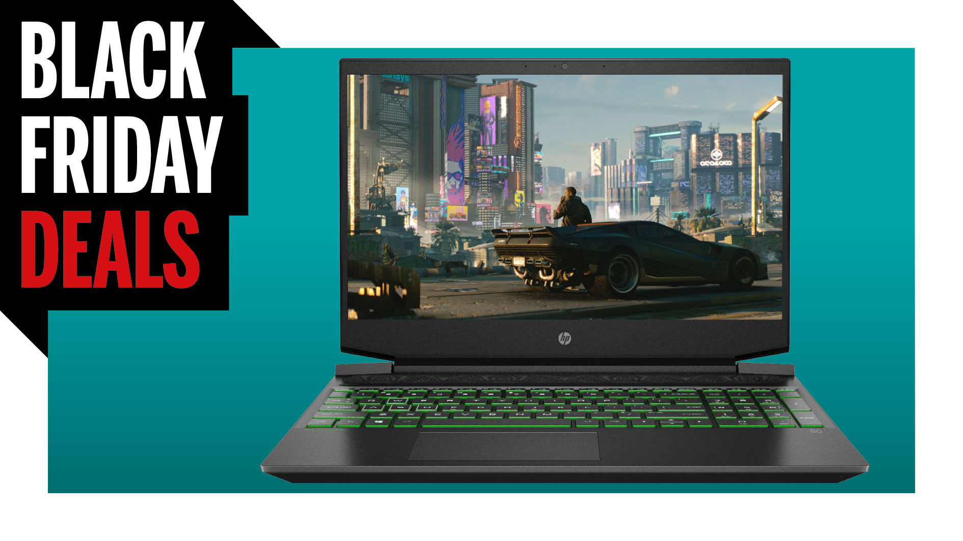 Cheap gaming laptop deal: this HP Pavilion with a GTX 1650 is only $450