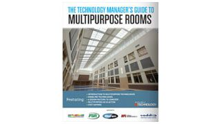 The Technology Manager's Guide to Multipurpose Rooms