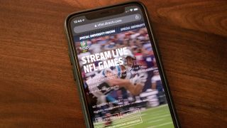NFL Sunday Ticket is available at a special low price for students in college and university.