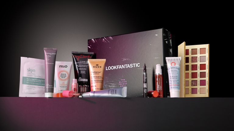 Lookfantastic Black Friday beauty box