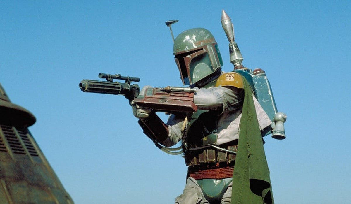 Boba Fett in Star Wars: Return of the Jedi