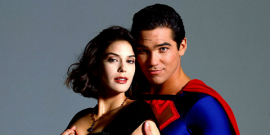 Lois And Clark's Dean Cain Totally Wants To Be Superman Again