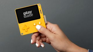 The Playdate handheld microconsole
