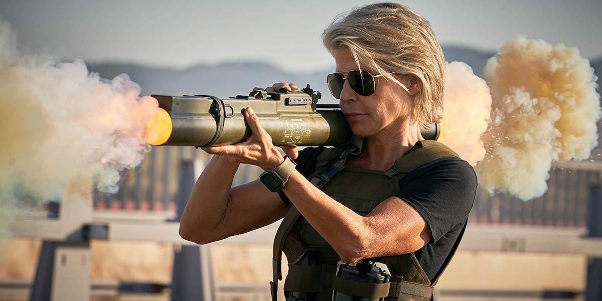 Would Linda Hamilton Return For A Terminator: Dark Fate Sequel? She'd Rather Fake Her Death