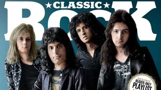 Classic Rock Magazine issue 285