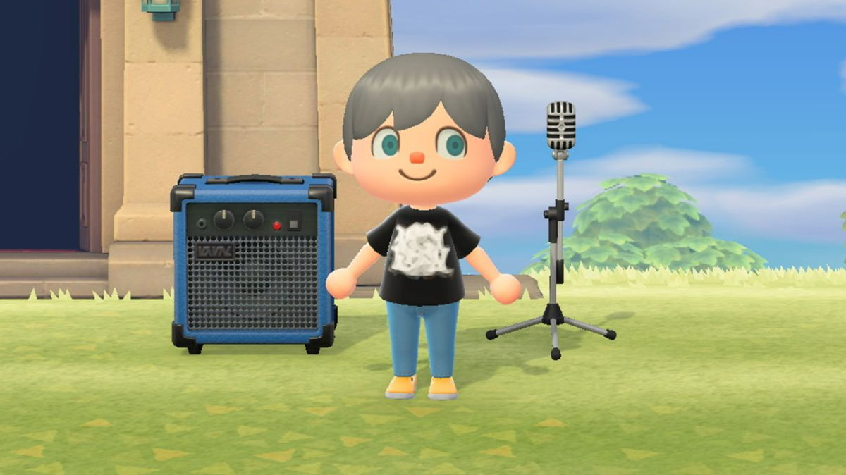 Animal Crossing Players Get Creative By Designing Their Own Range